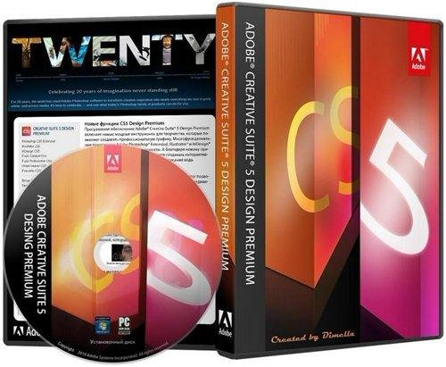 Adobe CS5.5 Design Premium DVD Update 4 (RUS/ENG) by m0nkrus