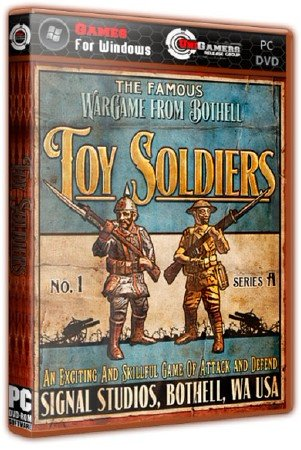 Toy Soldiers +2DLC (2012/PC/Repack от R.G. UniGamers) 2012