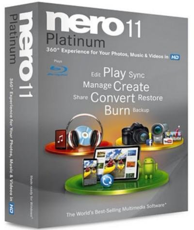 Nero Multimedia Suite Platinum 11.2.00700 Final