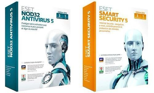 ESET NOD32 Antivirus / ESET NOD32 Smart Security 5.2.9.12 Final (Официальны ...