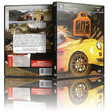 Gas Guzzlers: Combat Carnage (2012/PC/Repack/Eng) от R.G.BoxPack