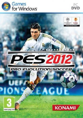 Pro Evolution Soccer 2012 + 1 DLC (2011/RUS/ENG/RePack by Fenixx)