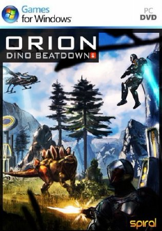 ORION: Dino Beatdown (2012/ENG)