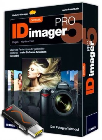 IDimager Professional Desktop Edition 5.1.1.8 Portable ML/Rus
