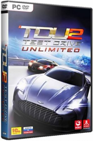 Test Drive Unlimited II - Update 5 +Exploration Pack (2011/RUS/ENG/RePack о ...