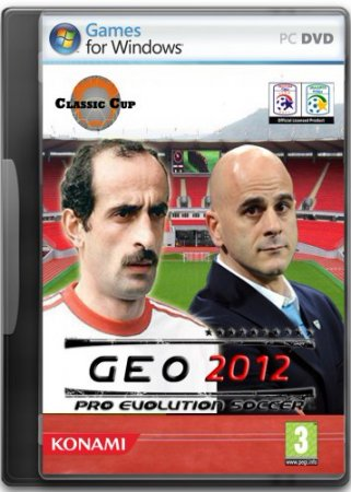 Geo 2012 Final Version 3.0 (PES 2012/RUS)+Patch
