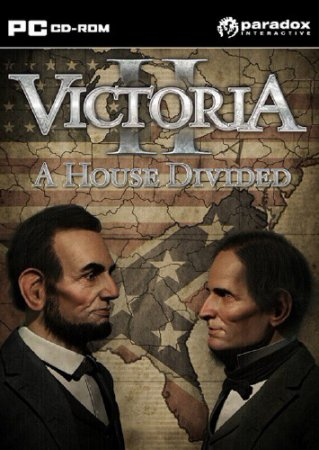 Victoria 2: A House Divided [v.2.1] (2012/PC/RePack/Rus)