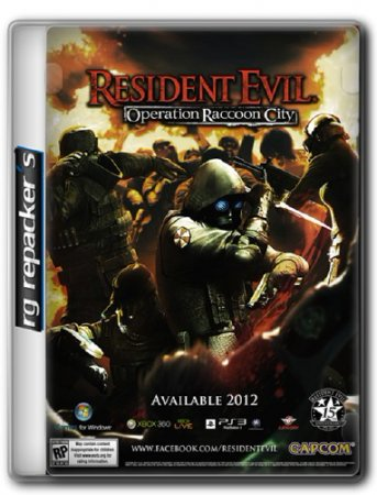 Resident Evil: Operation Raccoon City (2012/PC/RePack/Rus)