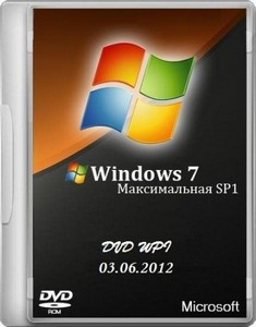 Microsoft Windows 7 Максимальная SP1 x86/x64 DVD Original WPI 03.06.2012