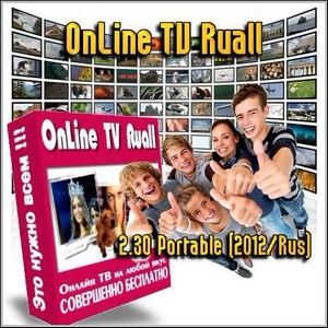 OnLine TV Ruall 2.30 Portable Rus