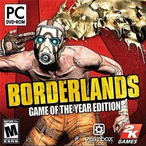 Borderlands - Game Of The Year Edition (PC/2009/RUS/ENG/RePack by VANSIK)