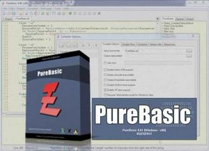 PureBasic 4.61 1326 (Windows/Linux/MacOS X) + Drivers
