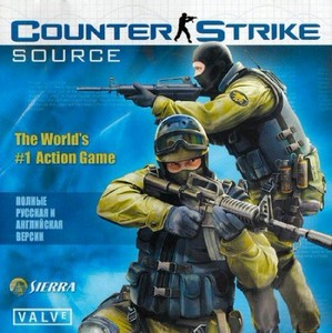 Counter-Strike: Source (PC/RUS/ENG/Repack by nike13rus) 2004