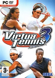 Virtua Tennis 3 (Rus/Eng/PC/RePack от Scorp1oN) 2007
