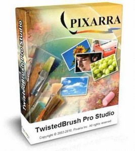 TwistedBrush Pro Studio 19.02 + Portable