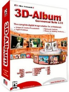 3D-Album Commercial Suite 3.33 (2012ENGRUS) Portable