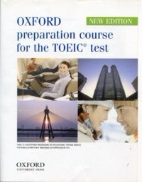 Oxford Preparation Course for the TOEIC Test (Книга + Аудио)