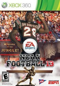 NCAA Football 13 (2012/NTSC-U/ENG/XBOX360)