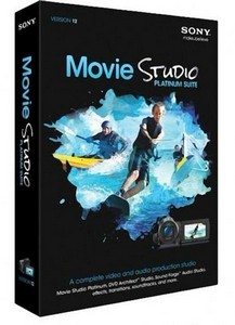Sony Movie Studio Platinum 12.0 Suite v 12.0.333/334 (x86/x64)