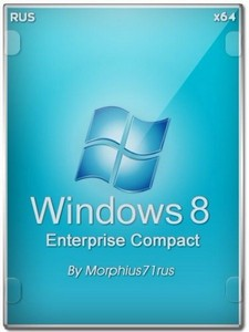 Windows 8 Enterprise Compact x64 (2012/RUS)
