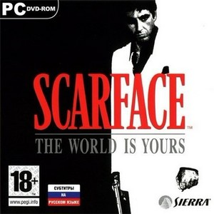 Scarface: The World Is Yours (PC/2006/RUS/ENG/RePack by Загибок)