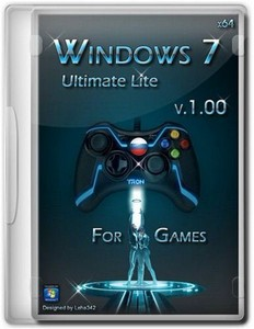 Windows 7 x64 Ultimate Lite for Games v.1.00