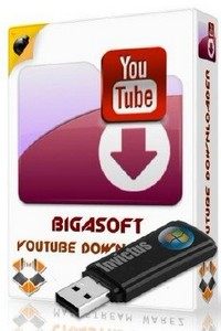 Bigasoft YouTube Downloader Pro 1.2.7.4623 Portable by Invictus