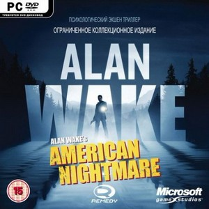 Alan Wake's Collection (2012/RUS/ENG/MULTi12/Steam-Rip)