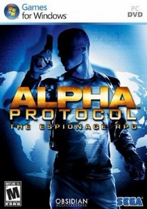 Alpha Protocol (2010/Rus/Eng/Multi8/PC) Steam-Rip от R.G. GameWorks