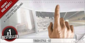 Touch Style - Project for After Effects (Videohive)