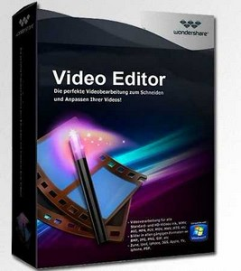 Wondershare Video Editor v3.0.3.6 Final + Portable