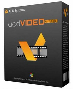 ACD Systems acdVIDEO Converter 2 Professional 2.0.23 + Portable