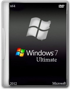 Microsoft Windows 7 Ultimate SP1 Integrated September (2012/x64)
