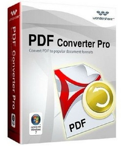 Wondershare PDF Converter Pro - 4.0.0.52. Portable