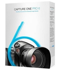 Phase One Capture One Pro 6.4.3 Build 58953 RUS RePack