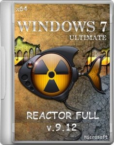 WINDOWS 7 ULTIMATE x64 REACTOR FULL 9.12 (2012/RUS)