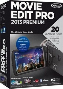 MAGIX Movie Edit Pro 2013 Premium v 12.0.1.4 + RUS