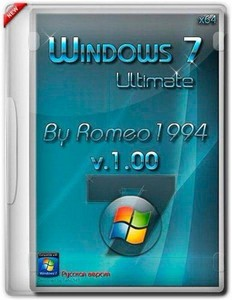 Windows 7 Professional by Romeo1994 v.1.00 (2012/x64)