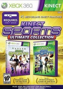 Kinect Sports: Ultimate Collection (2012/RF/RUSSOUND/XBOX360)