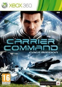 Carrier Command: Gaea Mission (2012/XBOX360/ENG/PAL)