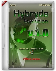 Hybryde Evolution v.1.0 (i386/amd64/ML/RUS/2012)