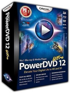 CyberLink PowerDVD Ultra 12.0.2118a.57 Final