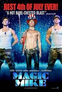 Супер Майк / Magic Mike (2012) HDRip