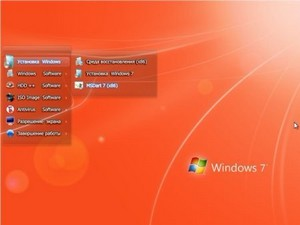 Windows 7  Ultimate x86 OrBlack 16.10.2012 (RUS/2012)