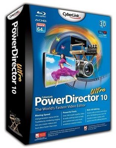 CyberLink PowerDirector Ultra 10.0.0.2023 Final + Rus