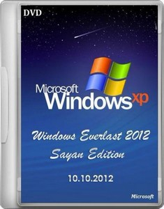 Windows XP Everlast 2012 Sayan Edition 10.10.2012 (RUS)