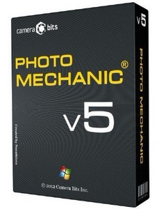 Camera Bits Photo Mechanic 5.0 build 13444