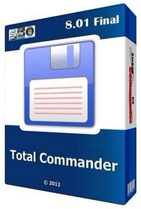 Total Commander 8.01 Final x86/x64 [MAX-Pack 2012.10.3] AiO-Smart-SFX