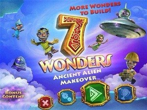 7 Wonders V: Ancient Alien Makeover Collector's Edition (2012/PC)