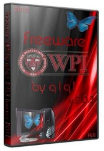 Сборник программ: Freeware WPI by q1q1 2.0.3 (август 2012)